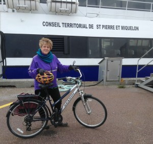 Le Cabestan, Ferry to France